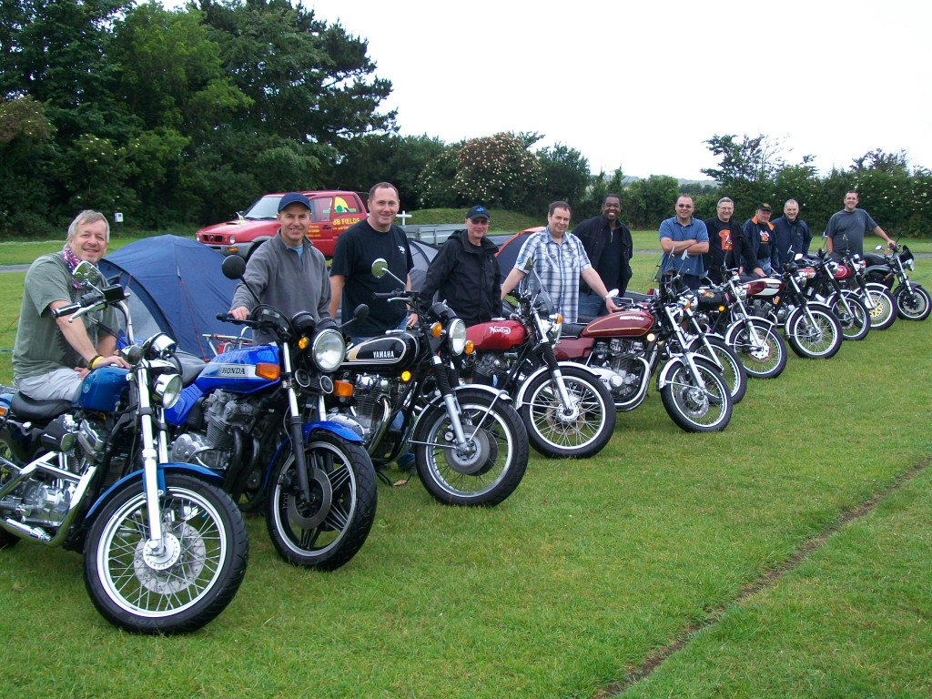 Motorbike holidays - Lobb Fields, Braunton, North Devon - 01271 812090