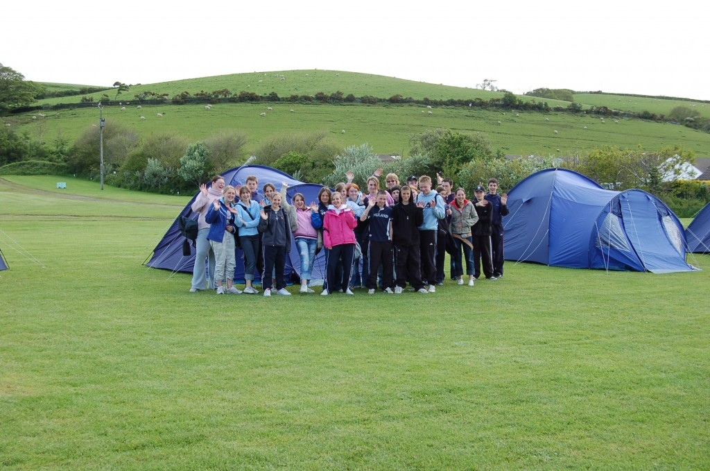 Group holidays - Lobb Fields, Braunton, North Devon - 01271 812090