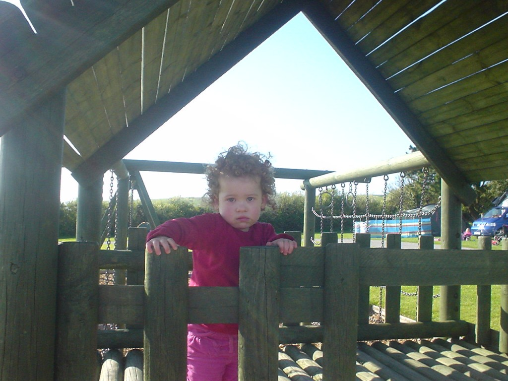 Children's Play area - Lobb Fields, Braunton, North Devon - 01271 812090