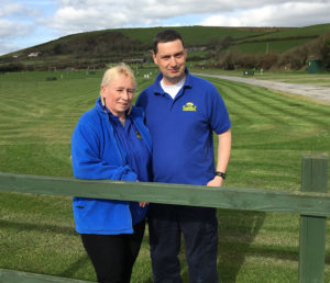 Wardens - Jo and Kevin Lock | Lobb Fields