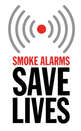 Smoke alarms save lives | Fire Safety | Lobb Fields caravan And Camping Park
